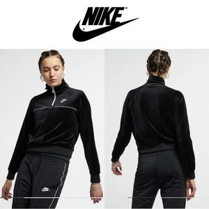 Nike Pullover w/ Front Pocket, Quarter Zip